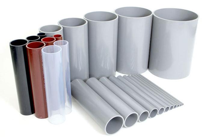 水道の配管部材もPVC製が多い