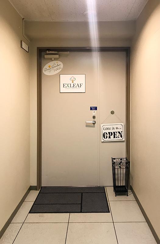 このドアを開けるとそこは?!