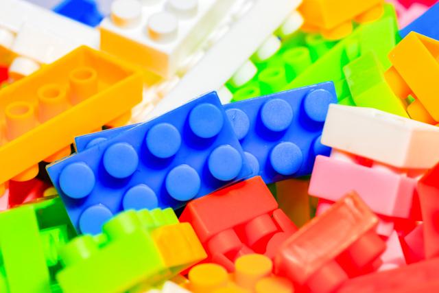 ブロック遊びは空間認識力を高める?!