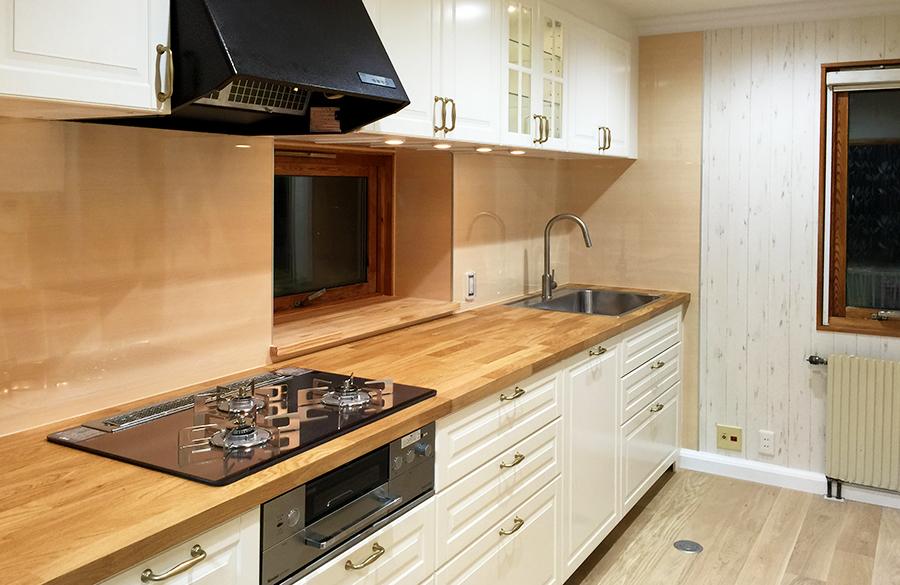 スウェーデンヒルズのキッチンリフォーム