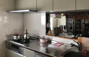 施工例「平岡のキッチン&トイレリフォーム」を公開しました。