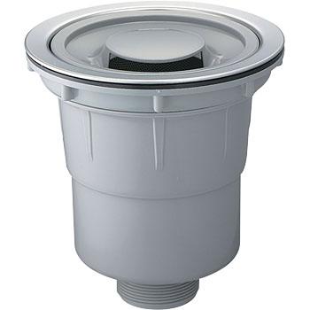 お馴染みのゴミ収納付き排水トラップ