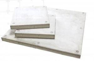 コンクリート製の敷板材ドットペイブで駐車場造り