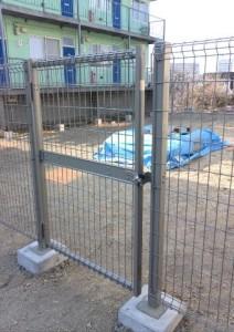 ドッグラン用フェンス
