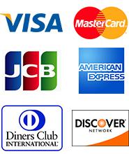 クレジットカードの使用銘柄
