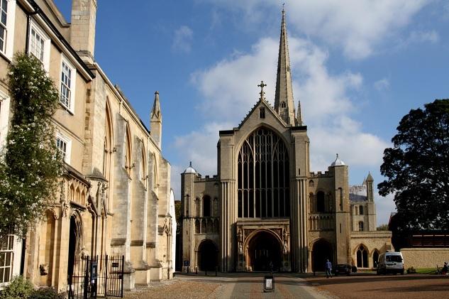 ノリッジ大聖堂の画像